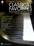 Piano Fun - Classical Favorites for Adult Beginners [With Access Code]