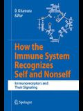 How the Immune System Recognizes Self and Nonself: Immunoreceptors and Their Signaling