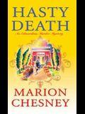 Hasty Death: An Edwardian Murder Mystery (Edwardian Murder Mysteries)