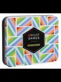 Bright Games Dominoes: (Dominoes Set, Dominoes Game, Family Game Night Games)