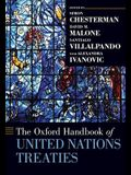 The Oxford Handbook of United Nations Treaties