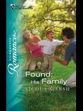 Found: His Family (Silhouette Romance)