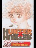 Hunter X Hunter, Vol. 25, 25
