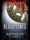 Blood Lines: A Mystery