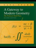 A Gateway to Modern Geometry: The Poincare Half-Plane