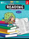 180 Days of Reading for Second Grade (Spanish): Practice, Assess, Diagnose