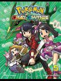 Pokémon Omega Ruby & Alpha Sapphire, Vol. 5, 5