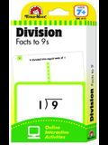 Flashcards: Division Facts to 9s