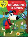 Little Skill Seekers: Beginning Sounds Workbook