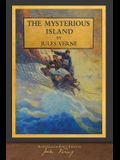 The Mysterious Island (Illustrated): 100th Anniversary Collection