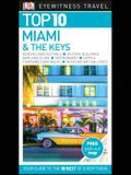 DK Eyewitness Top 10 Miami and the Keys