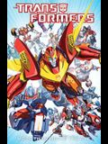 Transformers: More Than Meets the Eye, Volume 1