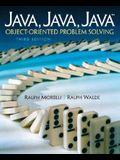 Java, Java, Java: Object-Oriented Problem Solving