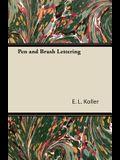 Pen and Brush Lettering