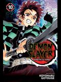Demon Slayer: Kimetsu No Yaiba, Vol. 10, Volume 10