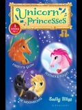 Unicorn Princesses Bind-Up Books 7-9: Firefly's Glow, Feather's Flight, and the Moonbeams