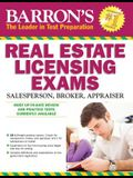 Barron's Real Estate Licensing Exams, 10th Ed