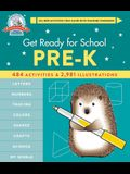 Get Ready for School: Pre-K (Revised & Updated)