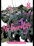 No Guns Life, Vol. 8, Volume 8