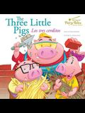 The Bilingual Fairy Tales Three Little Pigs: Los Tres Cerditos