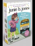 Junie B. Jones First Boxed Set Ever!: Books 1-4