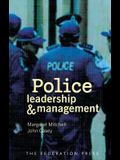Police Leadership and Management