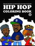 Hip Hop Coloring Book