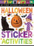 Halloween Sticker Activities [With Sticker(s)]
