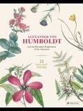 Alexander Von Humboldt Botanical Illustrations: 22 Pull-Out Posters