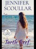 Turtle Reef - Large Print