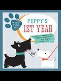 Puppy's First Year: A Space To Capture The Special Moments Of Your Dog's Life (My Doggy Range)