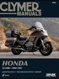 Clymer Honda Gl1200, 1984-1987: Maintenance, Troubleshooting, Repair
