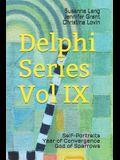Delphi Series Vol IX: Self-Portraits, Year of Convergence, God of Sparrows