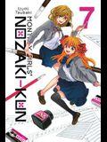 Monthly Girls' Nozaki-Kun, Volume 7