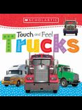 Touch and Feel Trucks: Scholastic Early Learners (Touch and Feel)