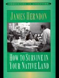 How to Survive in Your Native Land