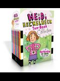 The Heidi Heckelbeck Ten-Book Collection: Heidi Heckelbeck Has a Secret; Casts a Spell; And the Cookie Contest; In Disguise; Gets Glasses; And the Sec