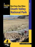 Best Easy Day Hiking Guide and Trail Map Bundle: Death Valley National Park [With Trail Map]