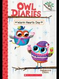 Warm Hearts Day: A Branches Book (Owl Diaries #5), 5