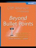 Beyond Bullet Points: Using Microsofta Powerpointa to Create Presentations That Inform, Motivate, and Inspire: Using Microsofta Powerpointa to Create