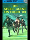 Hardy Boys 46: The Secret Agent on Flight 101