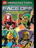 LEGO Hero Factory: Face Off! - Makuro's Secret Guidebook