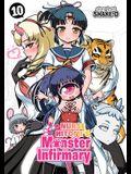 Nurse Hitomi's Monster Infirmary Vol. 10