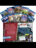 Let's Explore Earth & Space Science Grades 4-5, 10-Book Set