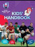 Rugby Wc 2019 Kids' Handbook