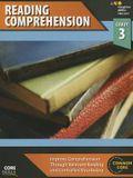 Core Skills Reading Comprehension Workbook Grade 3