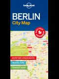 Lonely Planet Berlin City Map