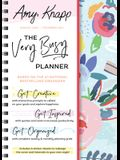 2021 Amy Knapp's the Very Busy Planner: August 2020-December 2021