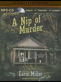 A Nip of Murder