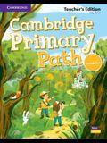 Cambridge Primary Path Foundation Level Teacher's Edition